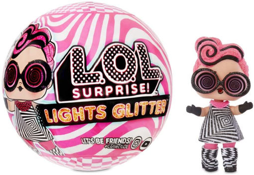 LOL Surprise Lights Glitter