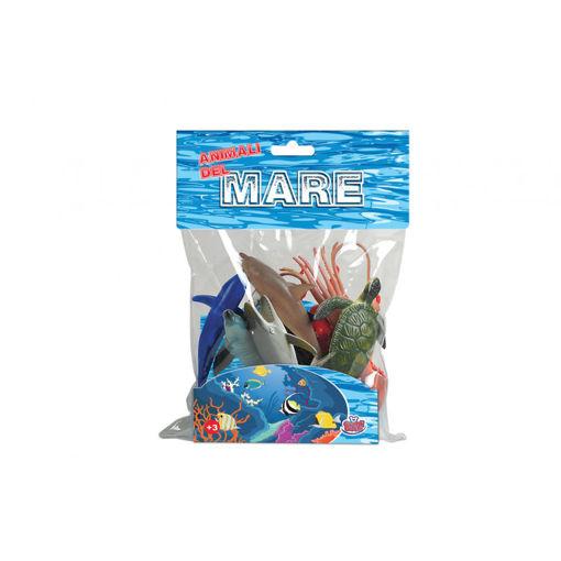 Animali Marini medi busta 8 pezzi