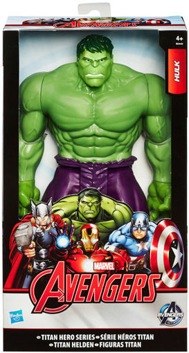 Avengers Hulk personaggio 30 cm