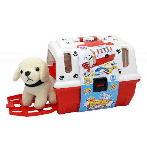 Cane Puppy clinica portatile