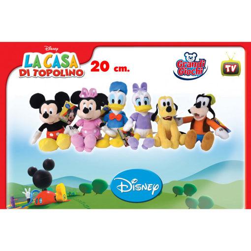 Disney peluche Mickey e amici Club house