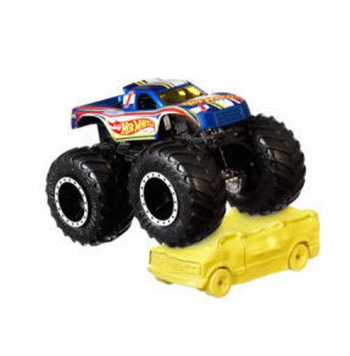 Hot Wheels Monster Trucks 2 veicoli