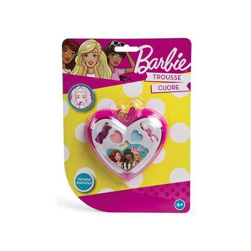 Trucchi Barbie trousse cuore