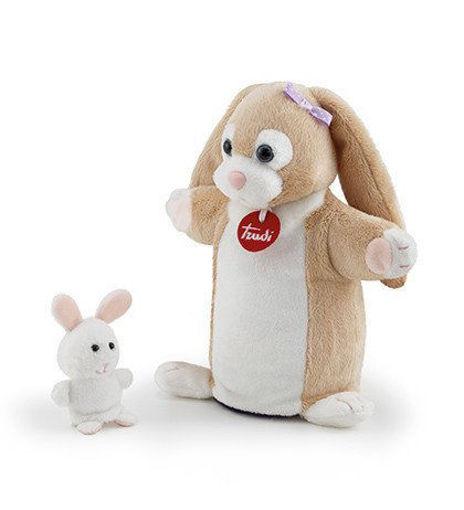 Marionetta & baby Coniglio