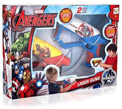 toys one Avengers laser guns con luci e suoni