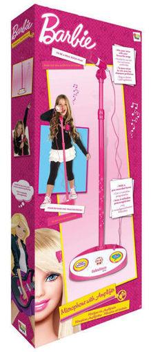 toys one Barbie microfono amplificatore