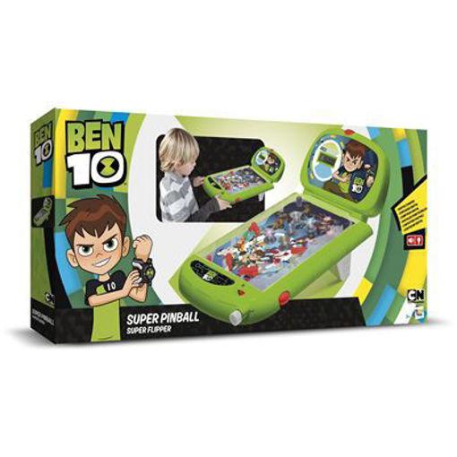 toys one Ben 10 super flipper digitale