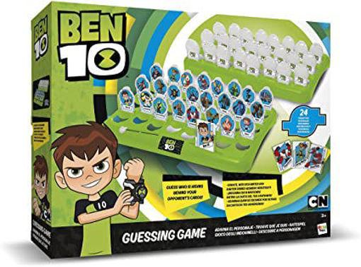 toys one Ben 10 Indovina Chi
