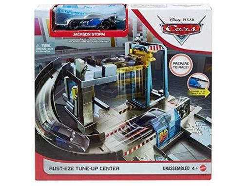 toys one Cars pista rust-eze