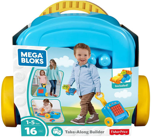 Mega Trolley costruisci e vai
