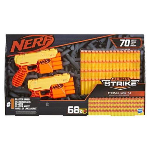 Nerf Alpha Strike fang QS4