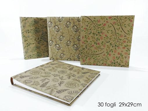 Album 30 Fogli Pergamena 29x29 cm