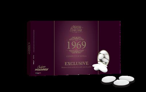 Confetti alla Mandorla Avola Exclusive bianco 1 kg.