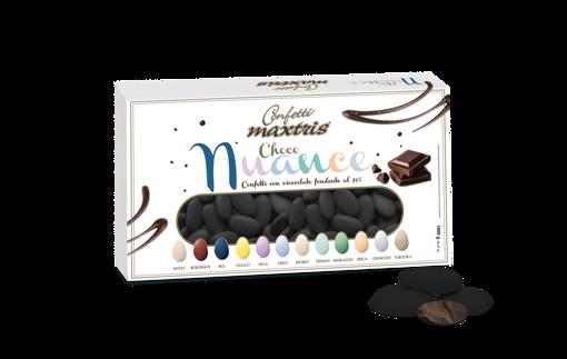 Confetti Maxtris Choco Nuance Nero 1 kg