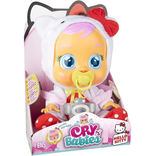 Cry Babies Hello Kitty