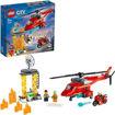 Lego City Elicottero antincendio