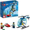 Lego City Elicottero della Polizia