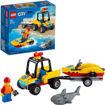Lego City Soccorso Balneare