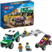 Lego City Trasportatore di buggy da corsa