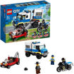 Lego City Trasporto dei prigionieri della polizia
