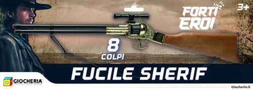 Fucile Sheriff Oro 8 colpi