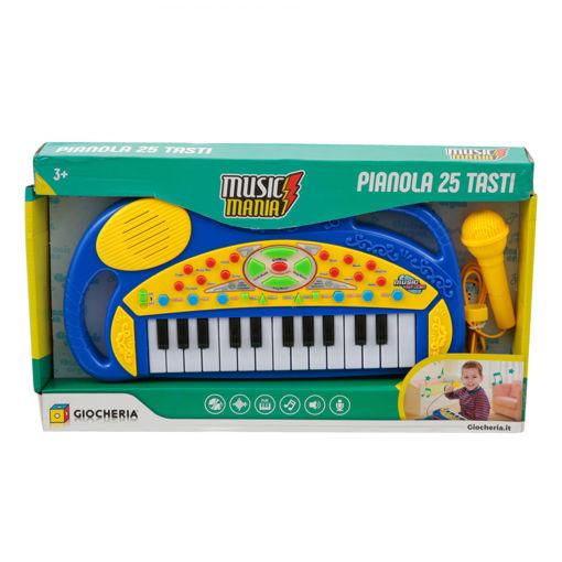 La Mia Prima Pianola 25 tasti