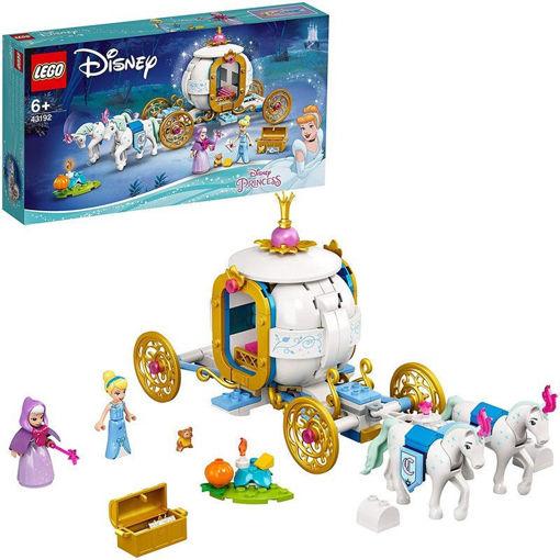 Lego Disney La carrozza reale di Cenerentola