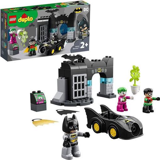 Lego Duplo Batcaverna di Batman