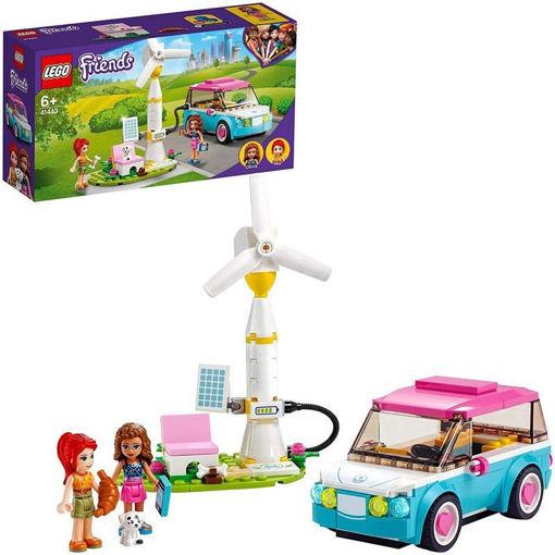 Lego Friends L'auto elettrica di Olivia