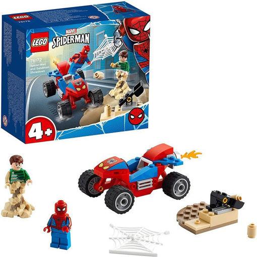 Lego Marvel Spiderman La resa dei conti tra Spider-Man e Sandman