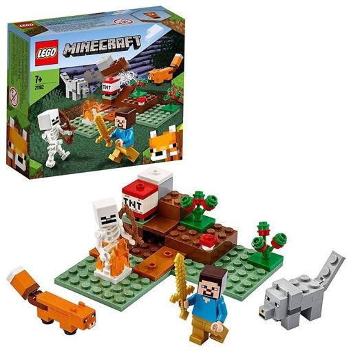 Lego Minecraft Avventura nella Taiga