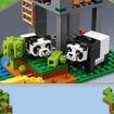 Lego Minecraft L'allevamento di panda