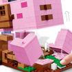 Lego Minecraft La pig house