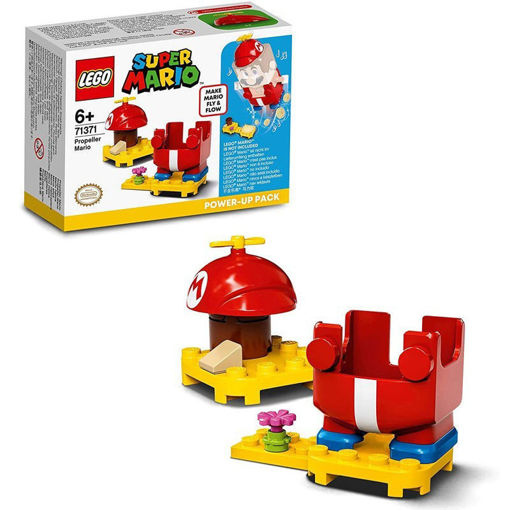 Lego Super Mario elica - Power Up Pack