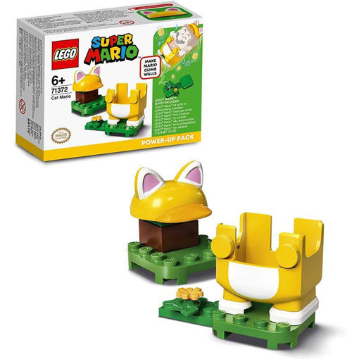 Lego Super Mario gatto - Power Up Pack