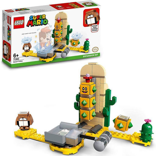 Lego Super Mario Marghibruco del deserto - Pack di Espansione