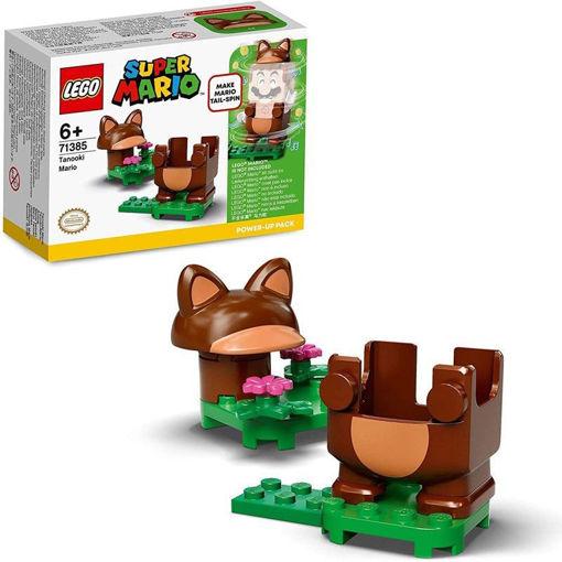 Lego Super Mario tanuki - Power Up Pack