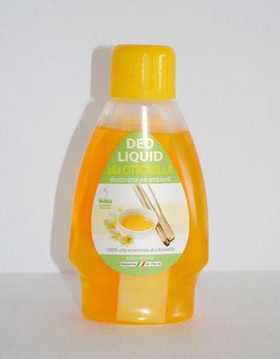 Deodorante Liquido alla Citronella con stoppino
