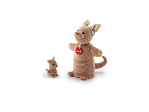 Trudi Marionetta & baby Canguro