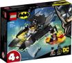 Lego Batman All'inseguimento del Pinguino con la Bat-barca