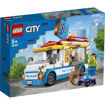 Lego City Furgone dei gelati
