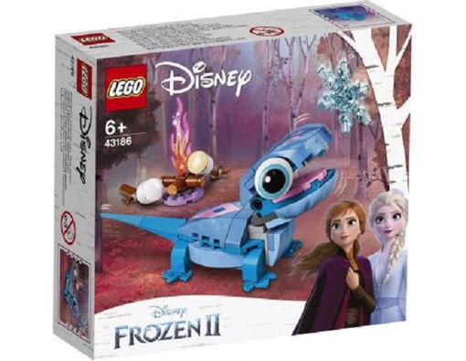 Lego Disney Bruni, la salamandra costruibile
