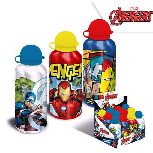 Borraccia in Alluminio 500 ml Avengers