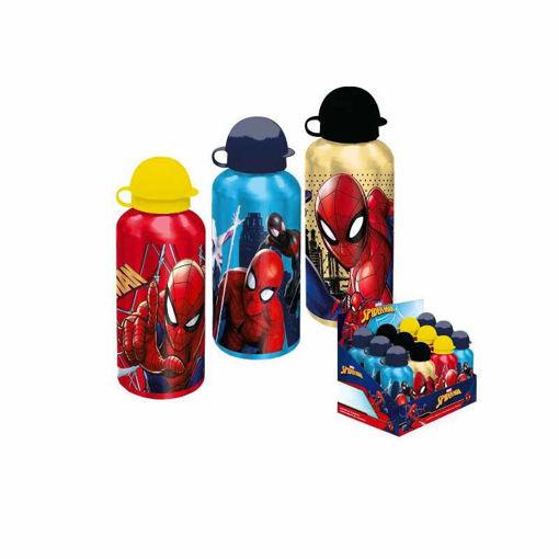 Borraccia in Alluminio 500 ml Spiderman