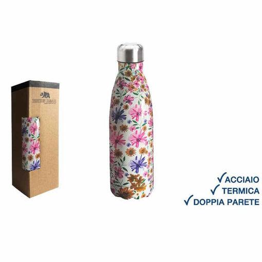Borraccia Termica 500 ml Flowers