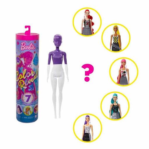 Barbie Color Reveal Color Block Series