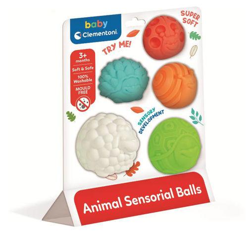 clementoni Animal Sensorial Ball Baby Clementoni