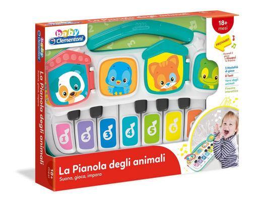 La Pianola degli Animali Baby Clementoni