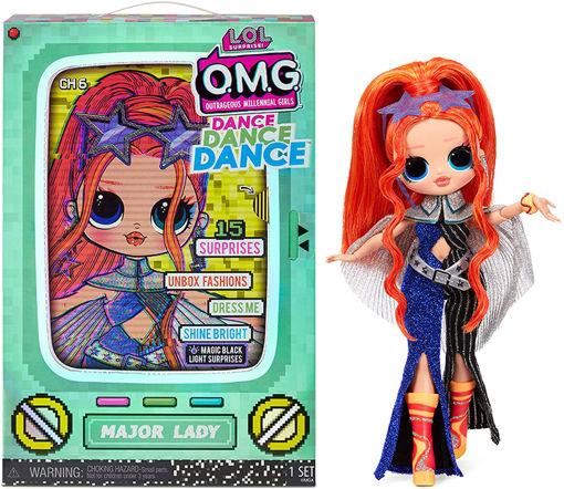 LOL Surprise Dance Dance Dance Major Lady