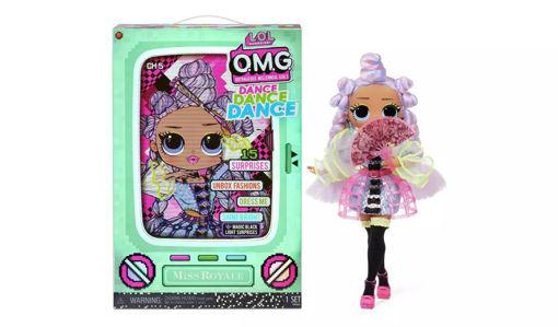 LOL Surprise Dance Dance Dance Miss Royale